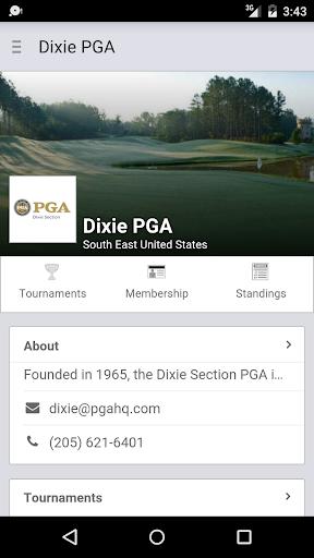 Dixie PGA