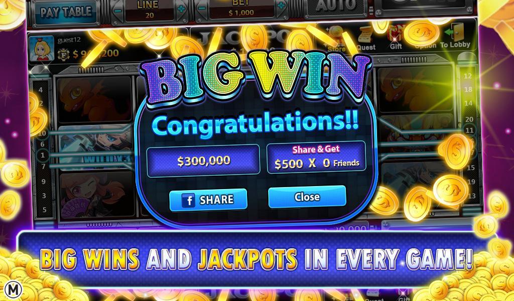 fafafa real casino slots mega mod apk