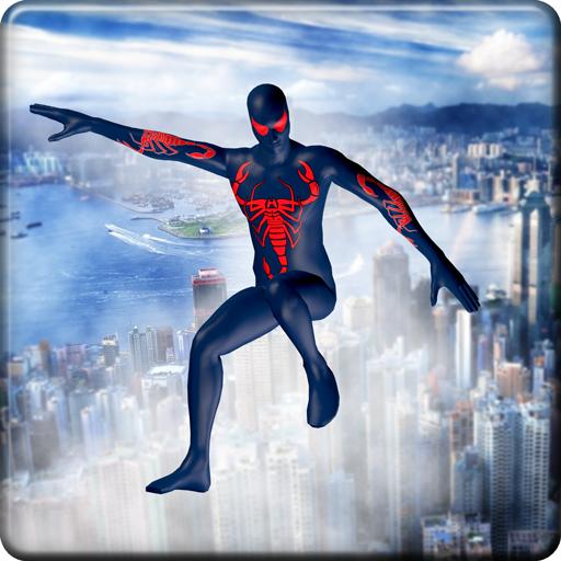 Spider Hero: Super Battle