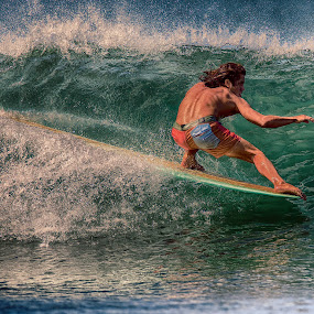 Jared Mell 2 by Trevor Murphy - Sports & Fitness Surfing ( other keywords, surfing, tmurphyphotography, events, jared mell, costa rica, places, people )