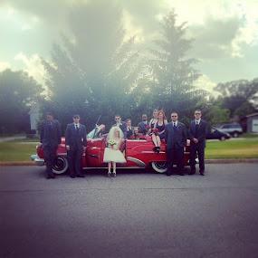 Wedding party! by Erin Watson - Instagram & Mobile Instagram