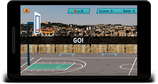 Basket Ball in Matera