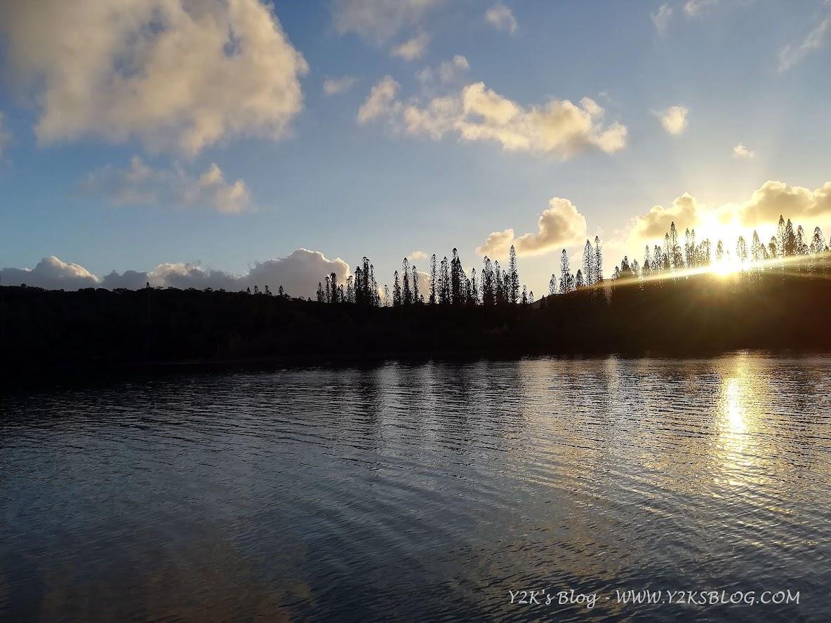 Baie Port Boise - Grande Terre