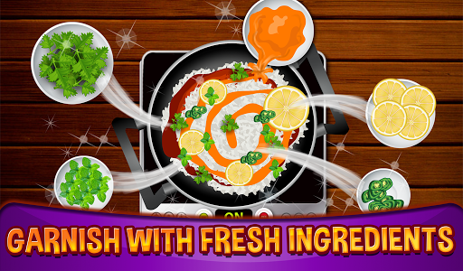 Biryani-kids Cooking Games 1.0.3 screenshots 3
