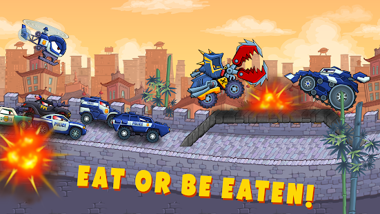 Car Eats Car 3 – Racing Game 5