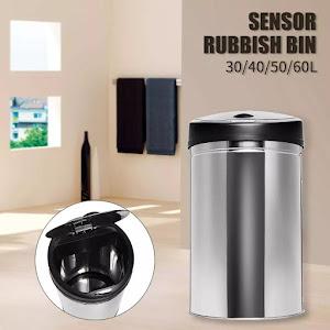 Cos de gunoi cu senzor 30L, Halber