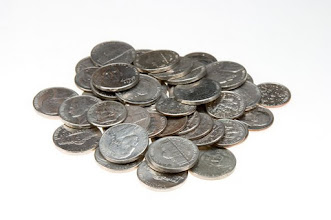 Photo: Nickels and Dimes