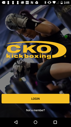 CKO Kickboxing screenshot 1