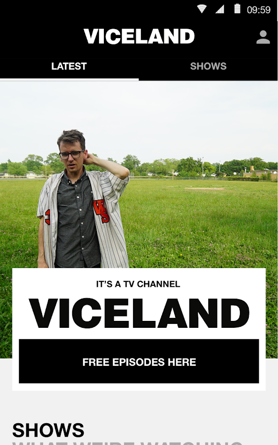 VICELAND- screenshot
