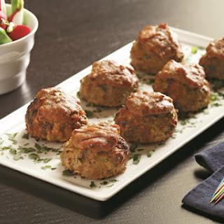 Carolina Dreamin' Appetizer Turkey Meatballs