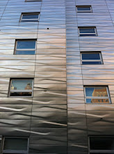 Photo: Shiny Wave Building near the Highline.