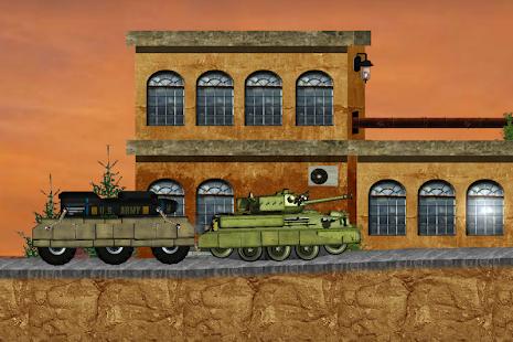 Tank mania - screenshot thumbnail
