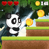 Jungle Run Adventure Of Panda
