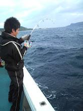 Photo: オープニングは、羽有さんにヒット!