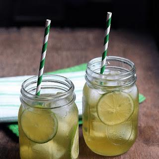 Green Tea Lime Iced Tea