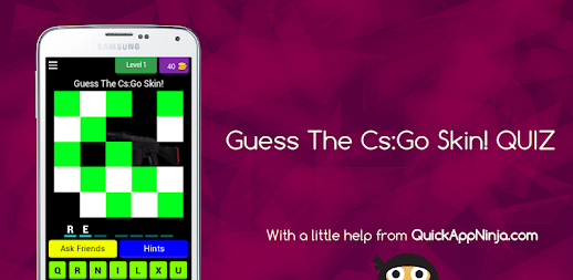 Guess The Cs:Go Skin! QUIZ APK