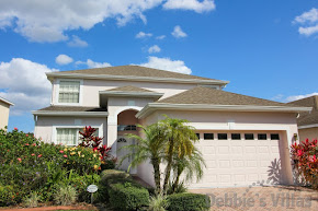 Orlando villa close to Disney, private pool, golf course views, games room