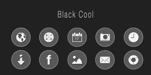 Black Cool Theme