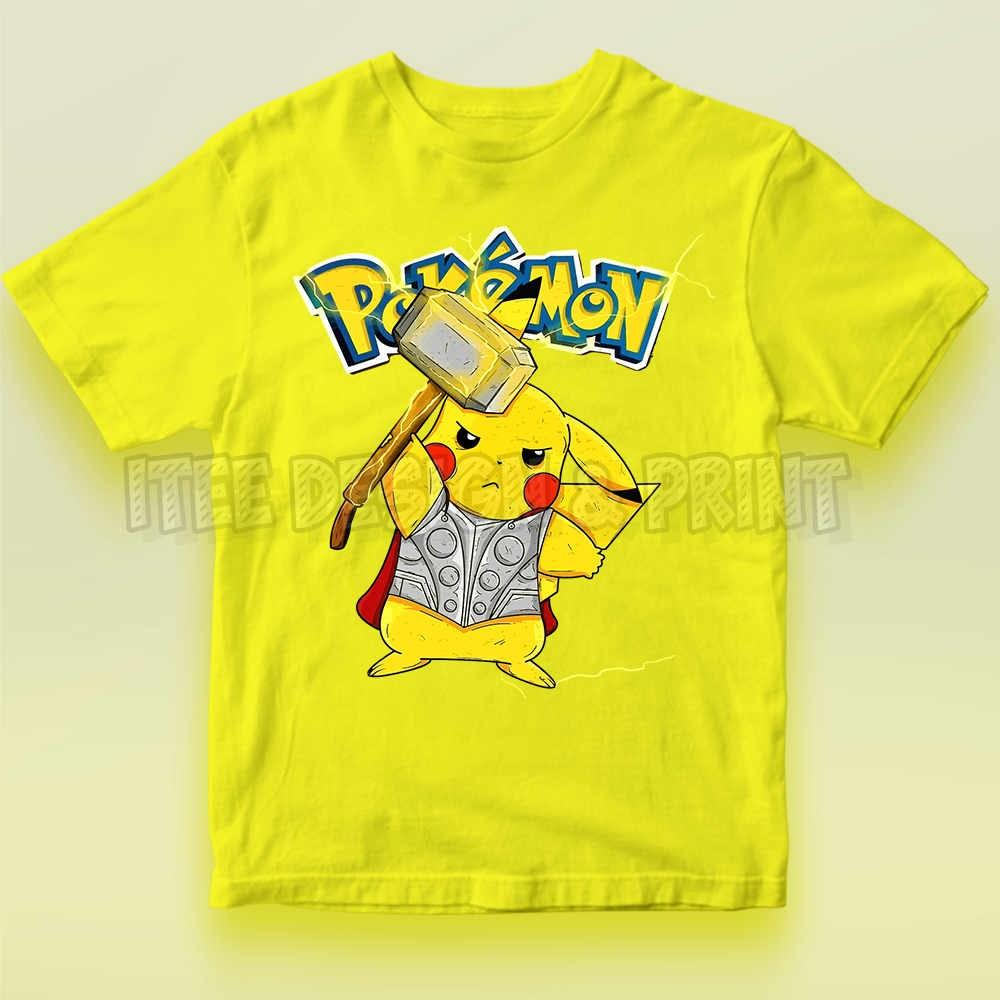 Pokemon Pikachu Thor 6