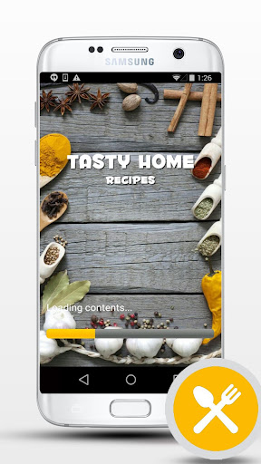 玩免費遊戲APP|下載Tasty Home Recipes app不用錢|硬是要APP