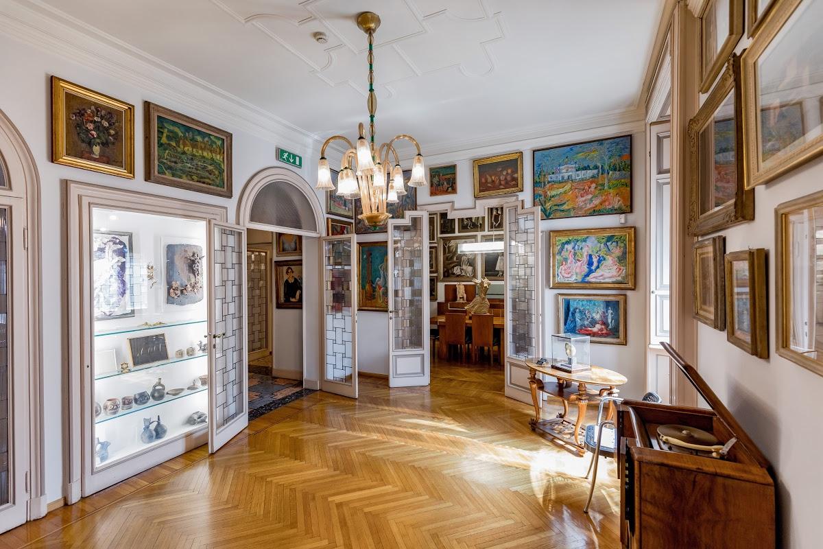 La Casa Museo Boschi Di Stefano Casa Museo Boschi Di Stefano Google Arts Culture