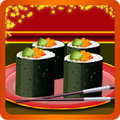 Sushi Rolls - Cooking Game