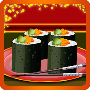 Sushi Rolls – Cooking Game for PC and MAC