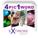 4 Pic 1 Word - Extreme Edition Android apk