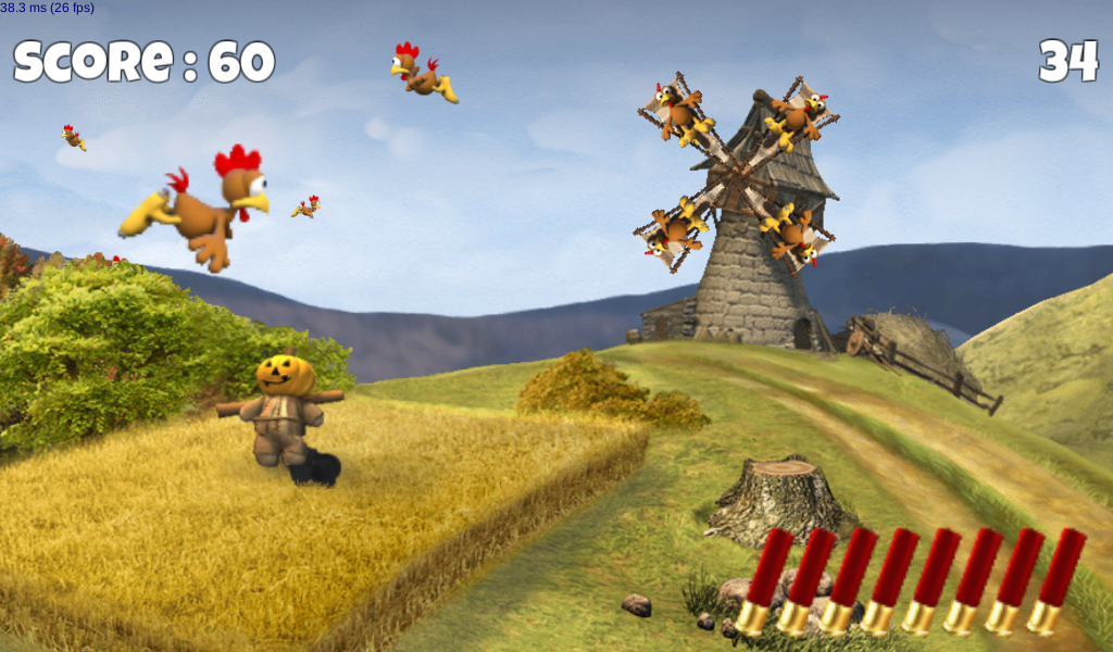 Moorhuhn - Crazy Chicken Remake - Android Apps on Google Play