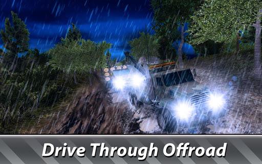 Timber Harvester Simulator  screenshots 3