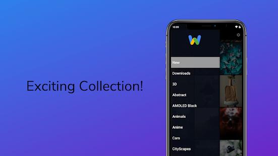 Wallpy for PC-Windows 7,8,10 and Mac apk screenshot 4