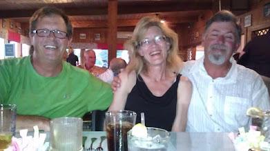 Photo: Darrell, Lisa, Jim