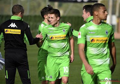 Le Borussia Monchengladbach de Thorgan Hazard renverse Leverkusen