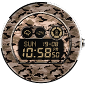 Infantry Watchface Free