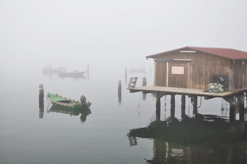 barche nella nebbia  di brunpizz