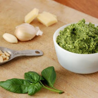 Quick N' Easy Basil Pesto