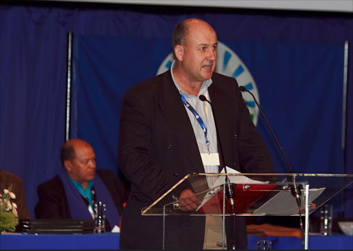 DA Parliamentary Leader Athol Trollip MP