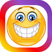 Emoji Keyboard For Instagram