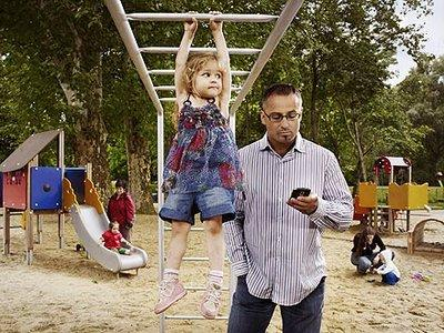 Image result for parents and cell phones