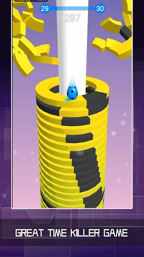 Drop Helix Ball screenshot 2