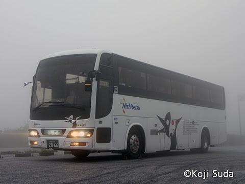 西鉄 4012 平尾台にて_02