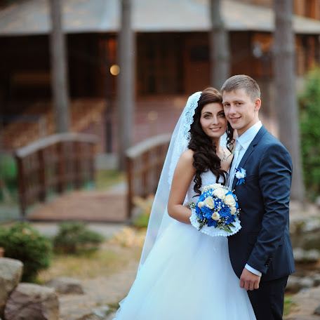 Wedding photographer Andrey Mikhaylov (IANM77). Photo of 17.01.2016