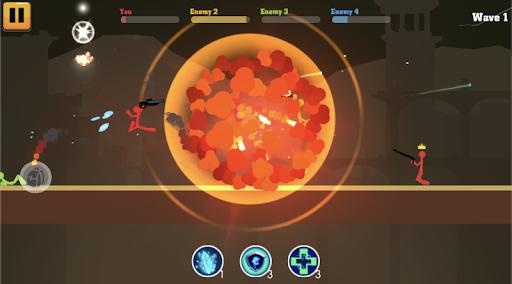 Stick Fight Hero android2mod screenshots 2