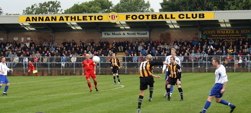 Photo: 09/08/08 v Stenhousemuir (SFL3) 1-1 - contributed by Mike Latham