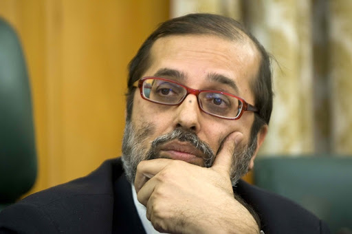 Finance committee chairman Yunus Carrim. Picture: FINANCIAL MAIL