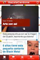 Screenshot of GacelaCardona