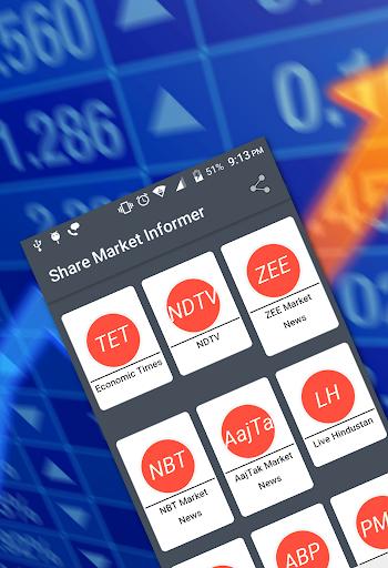Share Market Informer for PC