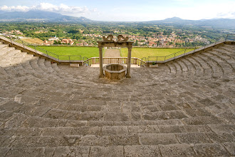 Photo: ITALIE  PALESTRINA
