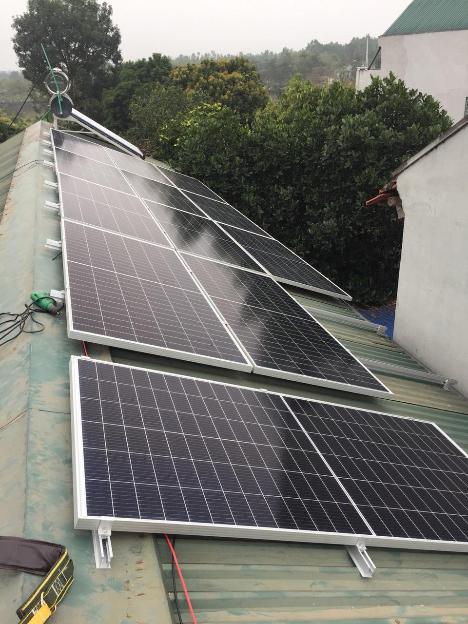 Giảm tác động lên cơ sở hạ tầng mái nhà