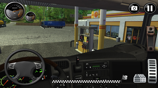 Drive Euro Truck 2019 - Real Sim  code Triche 2